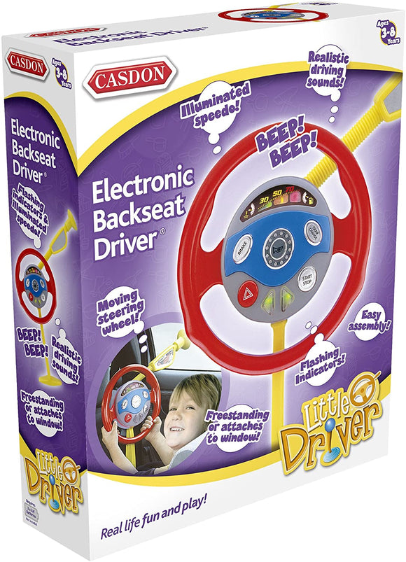 CASDON 485 ELECTRONIC BACKSEAT DRIVER