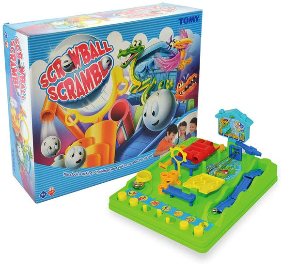 TOMY T7070 THE ORIGINAL SCREWBALL SCRAMBLE
