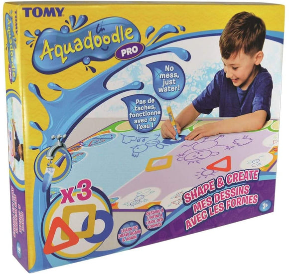 AQUADOODLE E72867 SHAPE AND CREATE MAT