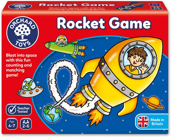 ORCHARD TOYS 029 ROCKET GAME