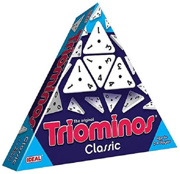 IDEAL 10251 TRIOMINOS CLASSIC GAME