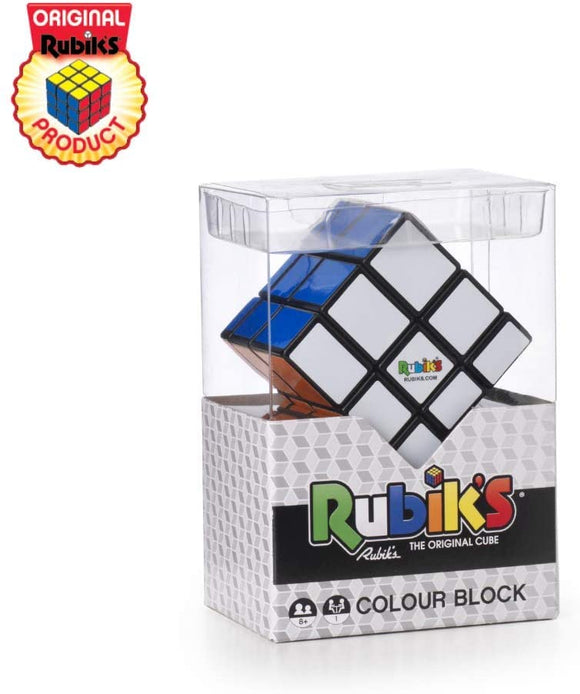 IDEAL 10702 RUBIKS CUBE BLOCKS GAME