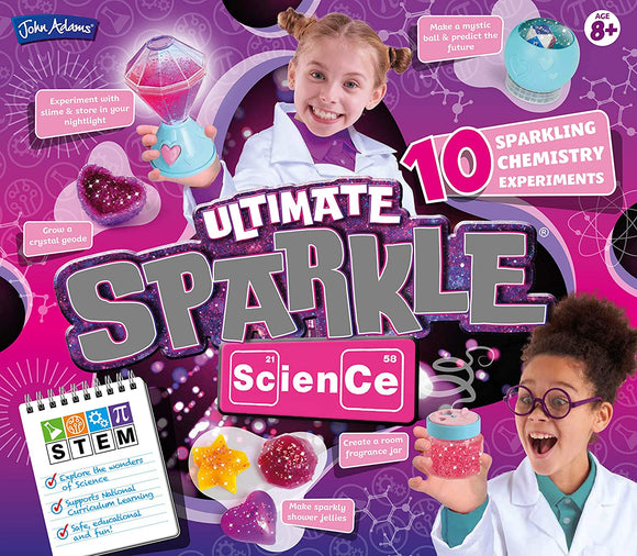 JOHN ADAMS 10877 ULTIMATE SPARKLE SCIENCE