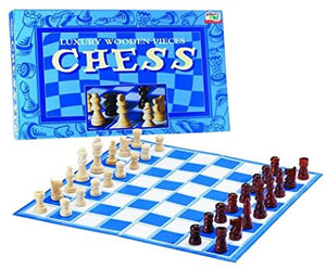 IDEAL 8251 CHESS BOARD GAME
