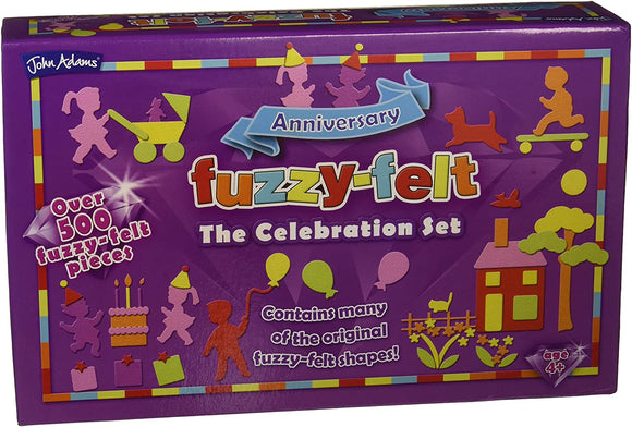 FUZZY FELT 9400 THE CELEBRATION SET
