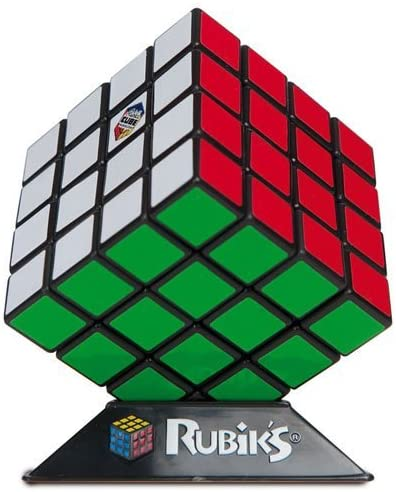 IDEAL 9422 RUBIKS CUBE MASTER 4 X 4 GAME