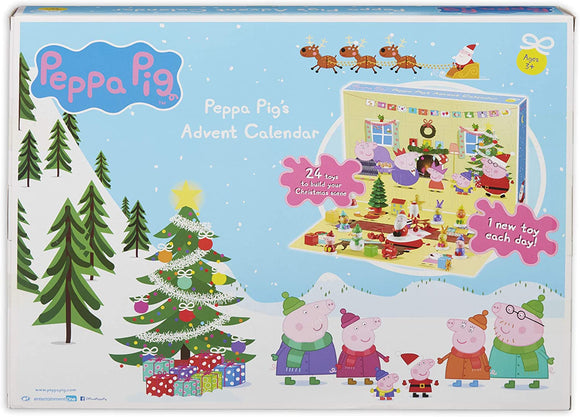 PEPPA PIG 07316 PEPPA PIG'S ADVENT CALENDAR