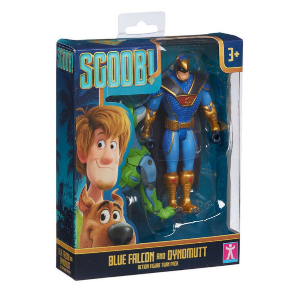 SCOOBY DOO 7184 BLUE FALCON AND DYNOMUTT