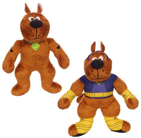 SCOOBY DOO 7192 PLUSH 20CM SCOOBY (2 DESIGNS ONE SUPPLIED)