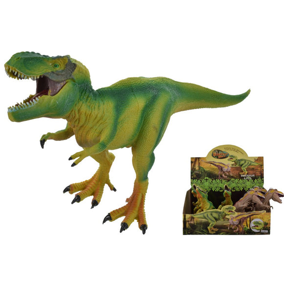 TOYMASTER TY5506 JURASSIC ERA DINOSAUR WITH MOVABLE JAW