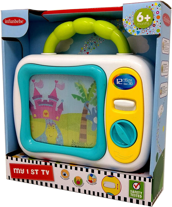 INFUNBEBE TY2411 MY FIRST WIND UP TV