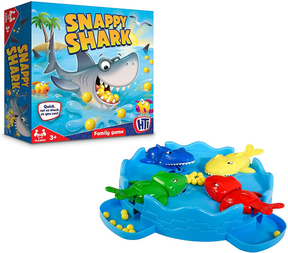 SNAPPY SHARK FAMILY GAME