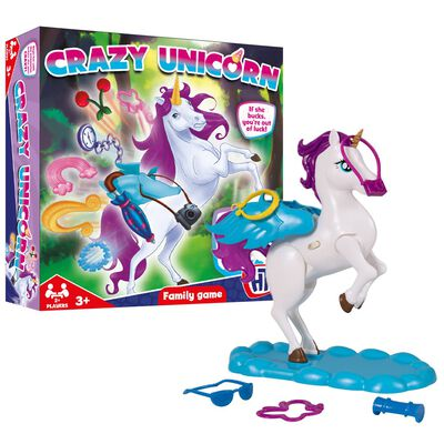CRAZY UNICORN FAMILY GAME