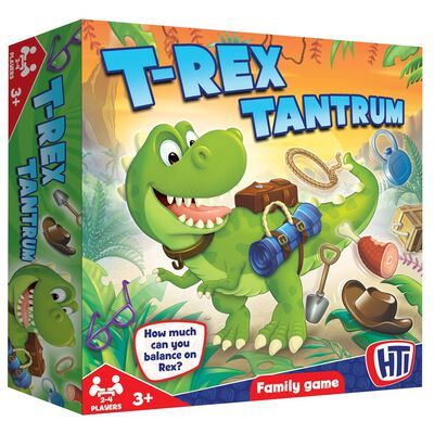 T-REX TANTRUM FAMILY GAME