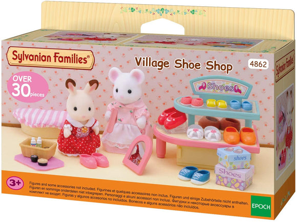 SYLVANIAN 4862 VILLAGE SHOE SHOP
