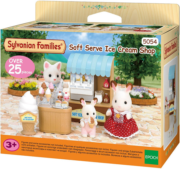SYLVANIAN 5054 SOFT SERVE ICE CREAM SHOP