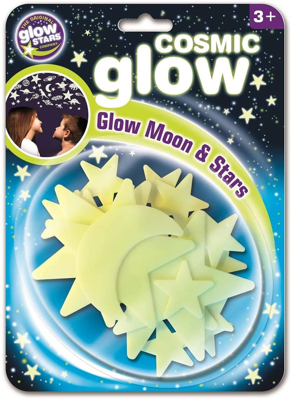 BRAINSTORM B8600 GLOW MOON AND STARS