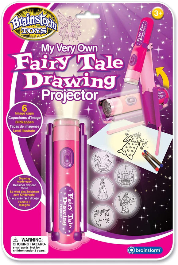 BRAINSTORM E2021 MY VERY OWN FAIRY TALE DRAWING PROJECTOR