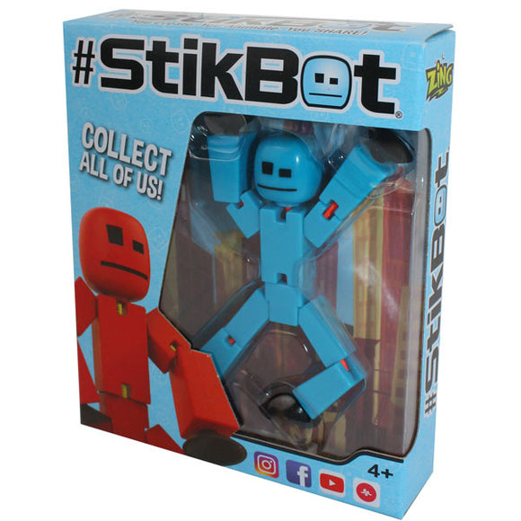 BRAINSTORM TOYS S1001 STIKBOT SINGLE PACK