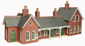 METCALFE PO237 00/H0 SCALE COUNTRY STATION