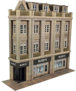 METCALFE PO279 00/H0 SCALE LOW RELIEF DEPARTMENT STORE