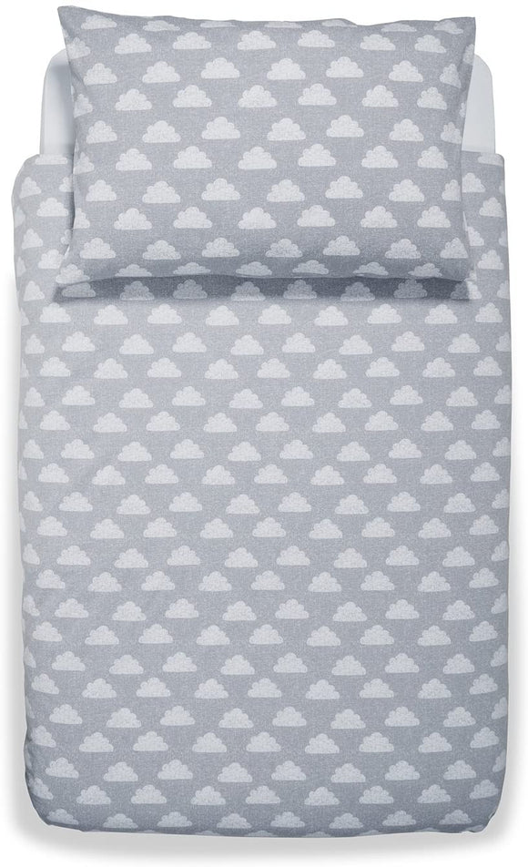 Snuz Duvet cover & pillowcase Cloud
