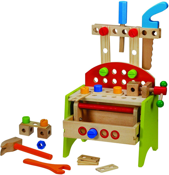 TOYMASTER TL845 WOODEN WORK BENCH