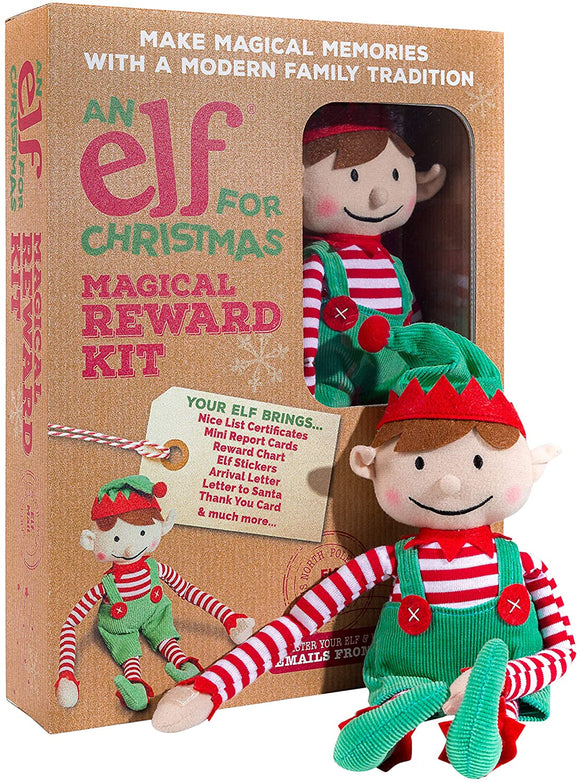 AN ELF FOR CHRISTMAS MAGICAL REWARD KIT ADVENT