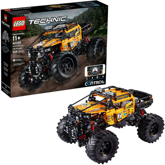 LEGO 42099 TECHNIC 4X4 X-TREME OFF ROADER