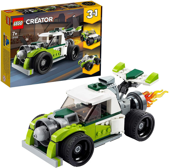 LEGO 31103 CREATOR 3 IN 1 ROCKET TRUCK