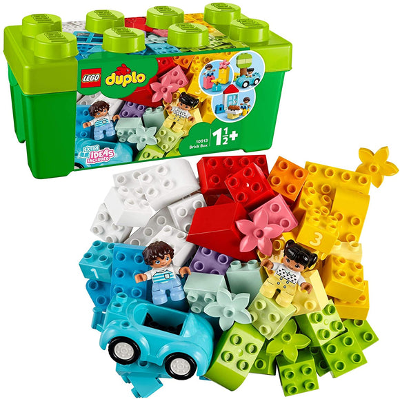 LEGO 10913 DUPLO CLASSIC BRICK BOX BUILDING SET WITH STORAGE