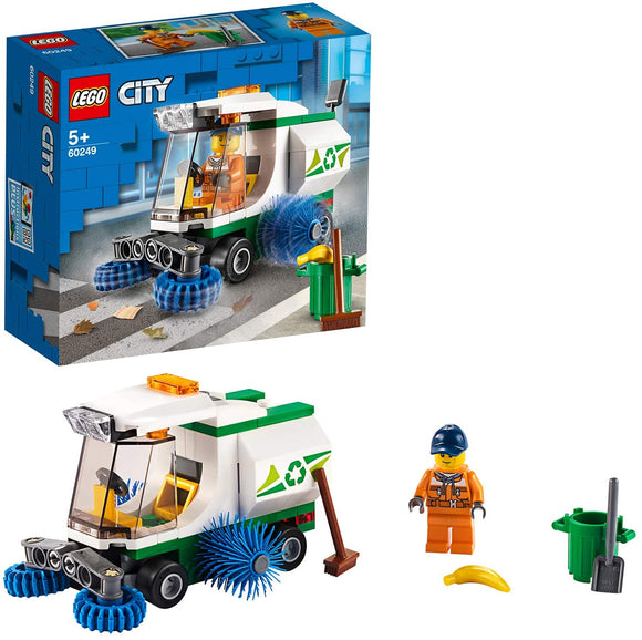 LEGO 60249 CITY STREET SWEEPER