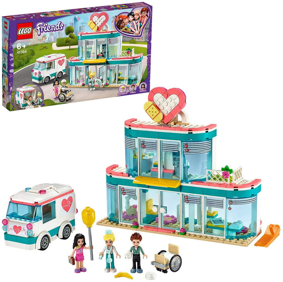 LEGO 41394 FRIENDS HEARTLAKE CITY HOSPITAL