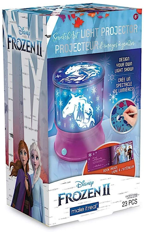 MAKE IT REAL 4324 DISNEY FROZEN LIGHT PROJECTOR