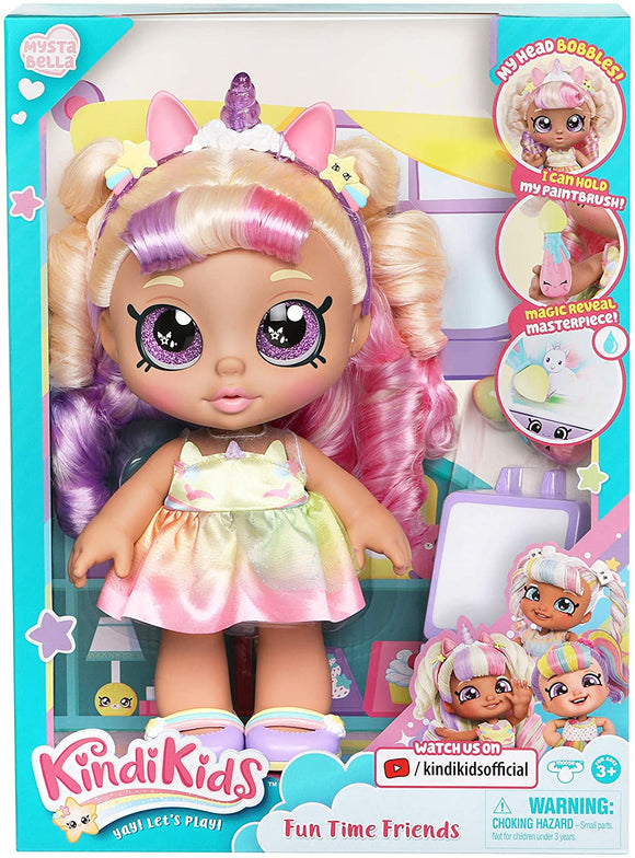 KINDI KIDS 50061 MYSTA BELLA DOLL
