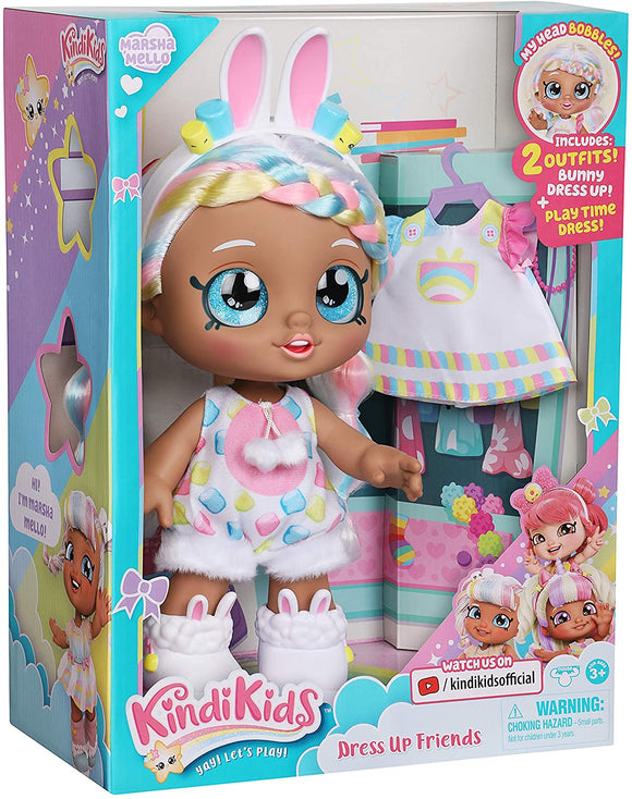 KINDI KIDS 50064 MARSHA MELLO DOLL