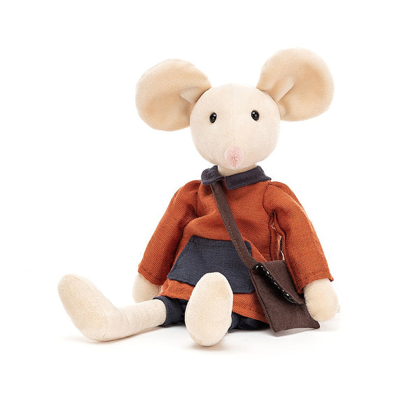JELLYCAT PED3M PEDLAR MOUSE