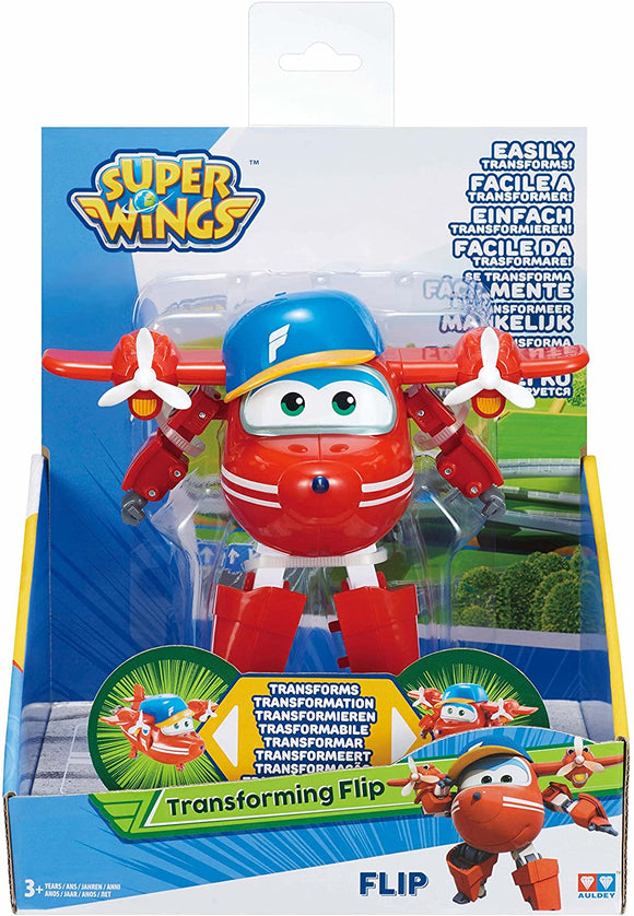 SUPER WINGS 36165 TRANSFORMING FLIP