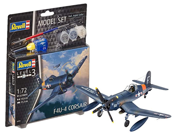 Revell 63955 Model Set - F4U-4 Corsair