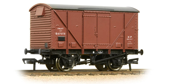BACHMANN  38-180C  BR 12T VENT PLYWOOD FRUIT VAN BAUXITE EARLY BR