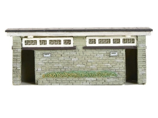 GRAHAM FARISH SCENECRAFT 42-0040 TOILET BLOCK