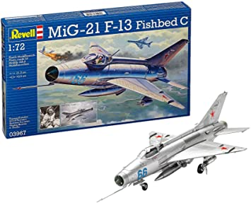 Revell 03967 MiG-21 F-13 Fishbed C Model Kit