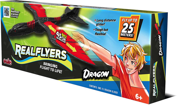 TOYMASTER RF102 REAL FLYING DRAGON