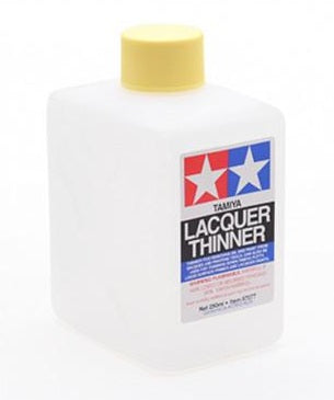 Tamiya 87077 Lacquer Thinner - 250ml