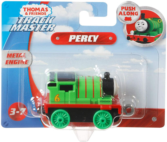 THOMAS TRACKMASTER PUSH ALONG FXX03 PERCY