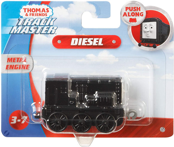 THOMAS TRACKMASTER PUSH ALONG FXX06 DIESEL