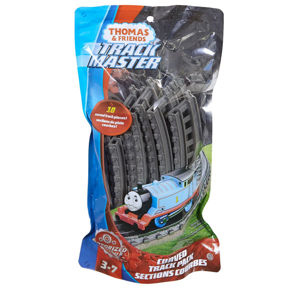 THOMAS TRACKMASTER GGM04 CURVED TRACK PACK