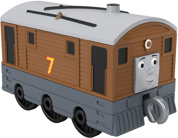 THOMAS & FRIENDS PUSH ALONG GHK63 TOBY