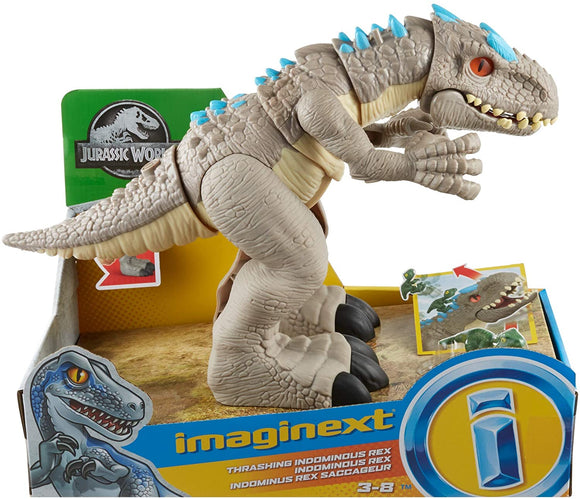 IMAGINEXT GMR16 JURASSIC WORLD THRASHING INDOMINOUS REX