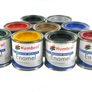 Humbrol AA0076 No 7 Light Buff   Gloss